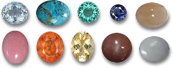 2015 Gemstone Color Trends