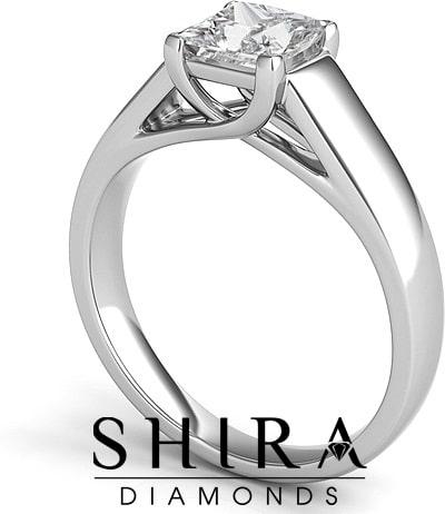 4_Prong_Princess_Solitaire_Engagement_Ring_at_Shira_Diamonds_in_Dallas_Texas_1