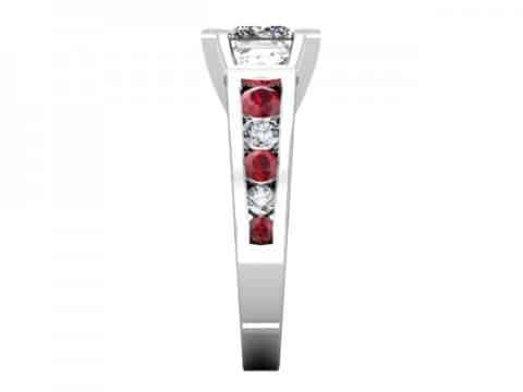 5 Carat Diamond Rings Dallas 2 1, Shira Diamonds