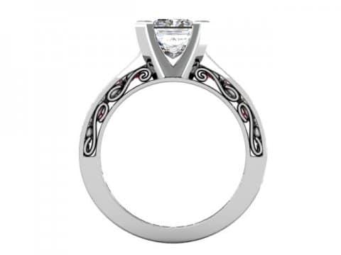 5 Carat Diamond Rings Dallas 3 1, Shira Diamonds