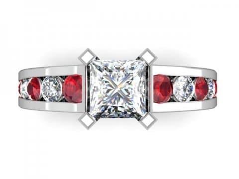 5 Carat Diamond Rings Dallas 4 1, Shira Diamonds