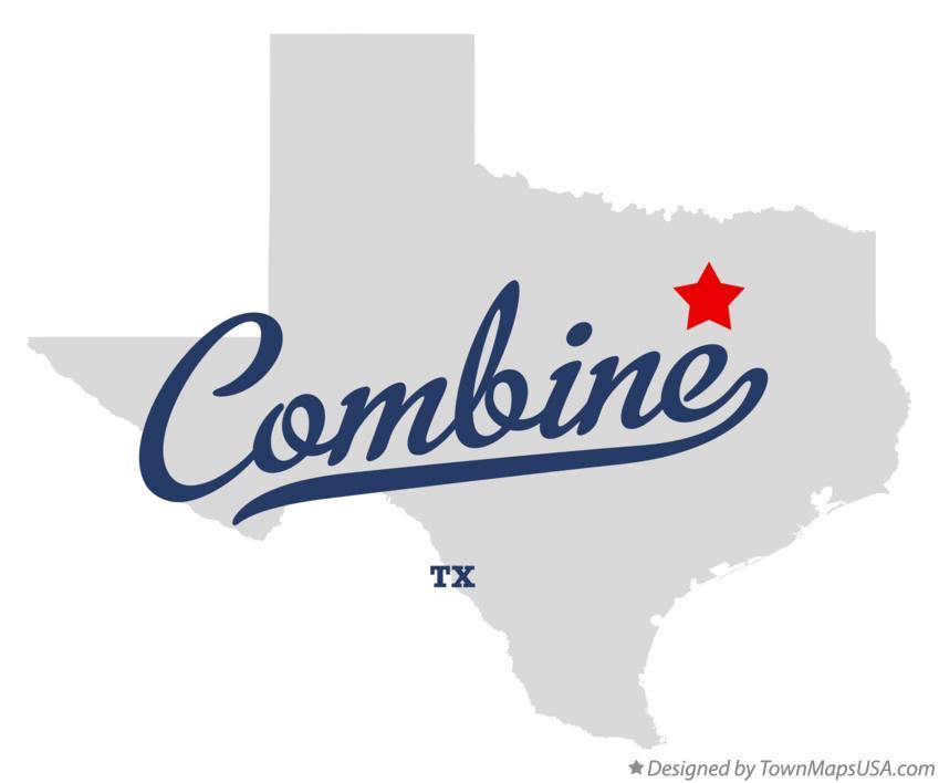 Combine Texas Diamonds in Combine