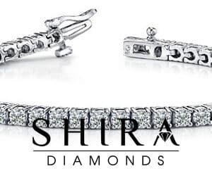 Ctw_Round_Diamond_Tennis_Bracelet_14K_White_Gold_at_Shira_Diamonds_in_Dallas,_Texas