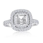 Cushion Cut Diamonds - Shira Diamonds