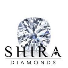 Cushion Diamonds Dallas Shira Diamonds 1 1, Shira Diamonds
