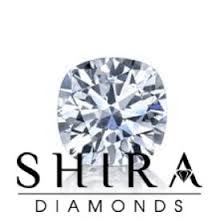 Cushion Diamonds Dallas Shira Diamonds 4 1, Shira Diamonds
