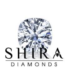 Cushion Diamonds Shira Diamonds Logo Dallas 1 3, Shira Diamonds