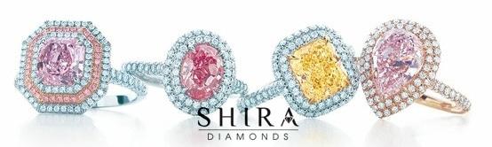 Custom Diamond Engagement Rings In Dallas 2, Shira Diamonds