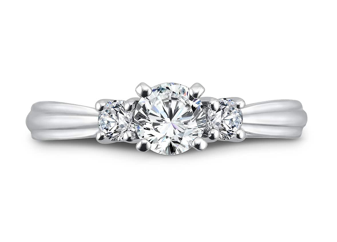 Custom Diamond Engagement Rings In Dallas 4, Shira Diamonds