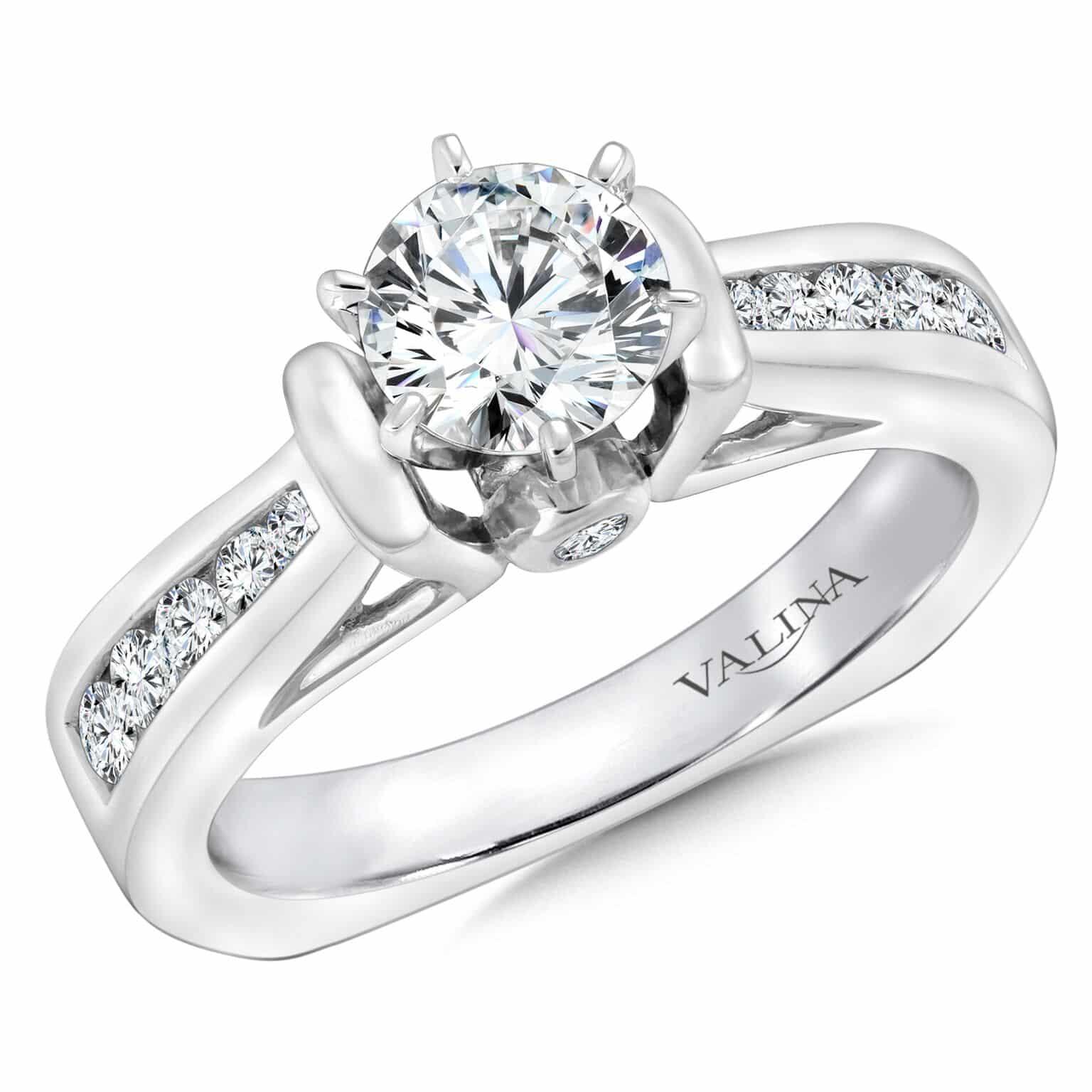 Custom Diamond Ring 5