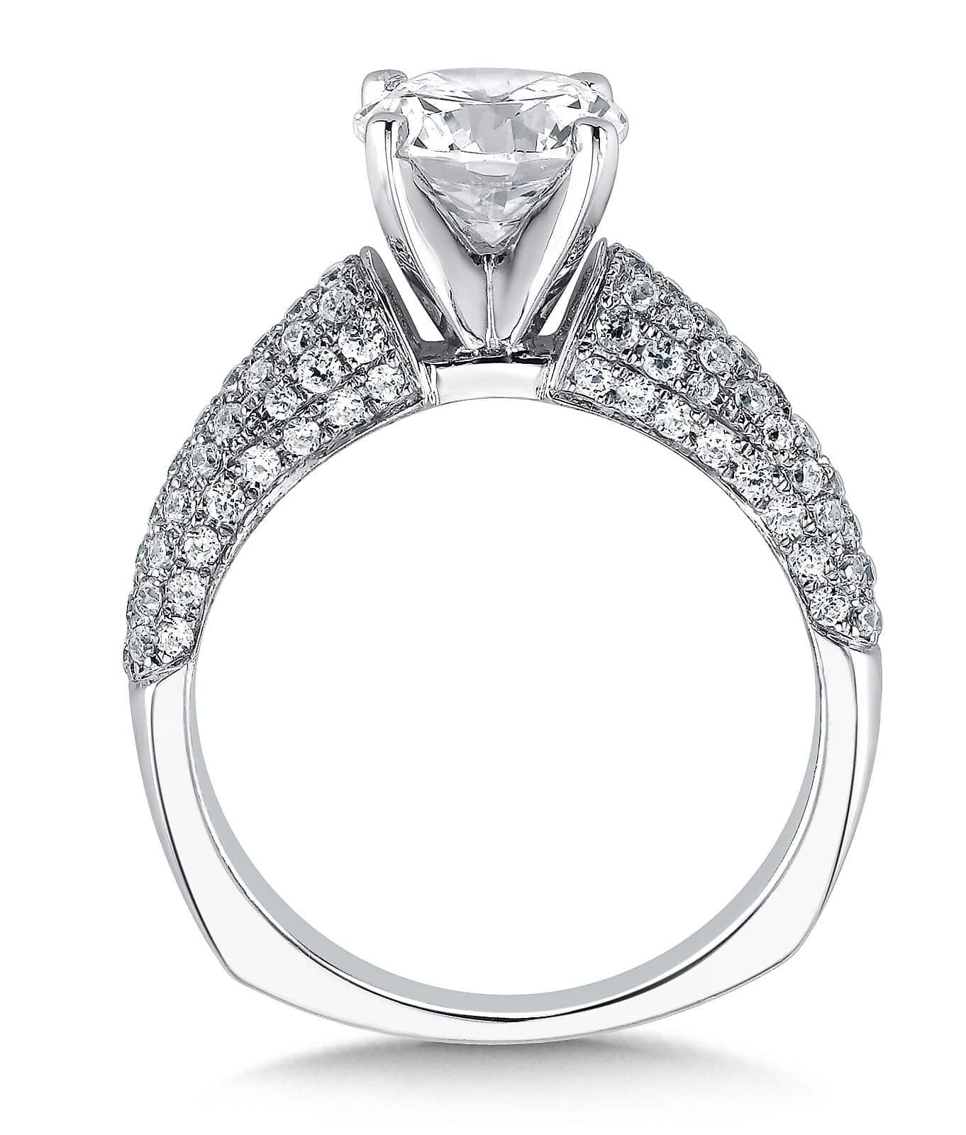 Custom Diamond Ring Dallas 1