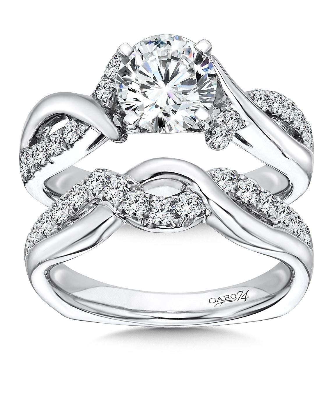 Custom Diamond Rings 1 2, Shira Diamonds