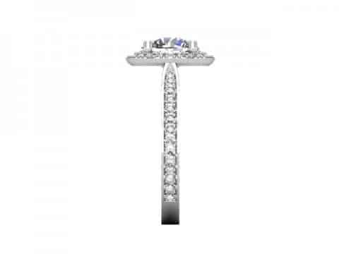 Custom Diamond Rings 2 1, Shira Diamonds