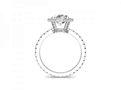 Custom Diamond Rings 7, Shira Diamonds