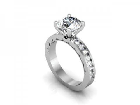 Custom Diamond Rings Amarillo Texas 1