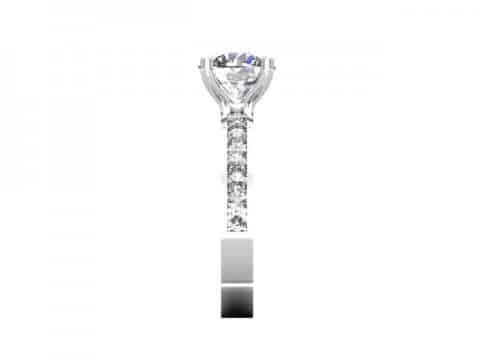 Custom Diamond Rings Amarillo Texas 2 2, Shira Diamonds