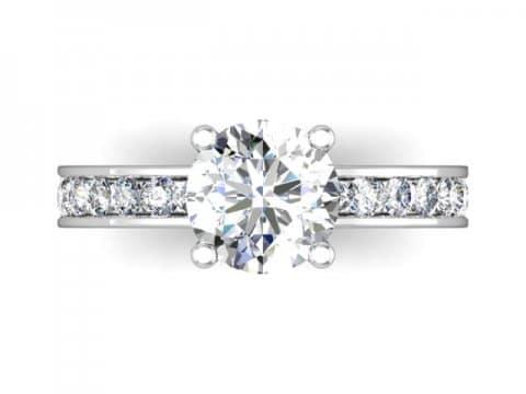 Custom Diamond Rings Amarillo Texas 4