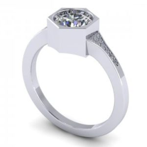 Custom Diamond Rings Andrews Texas - Wholesale Diamonds 1