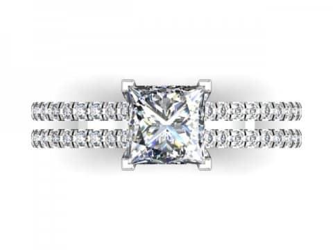 Custom Diamond Rings Austin Texas 4 1, Shira Diamonds
