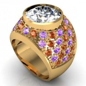 Custom Diamond Rings Dallas 1