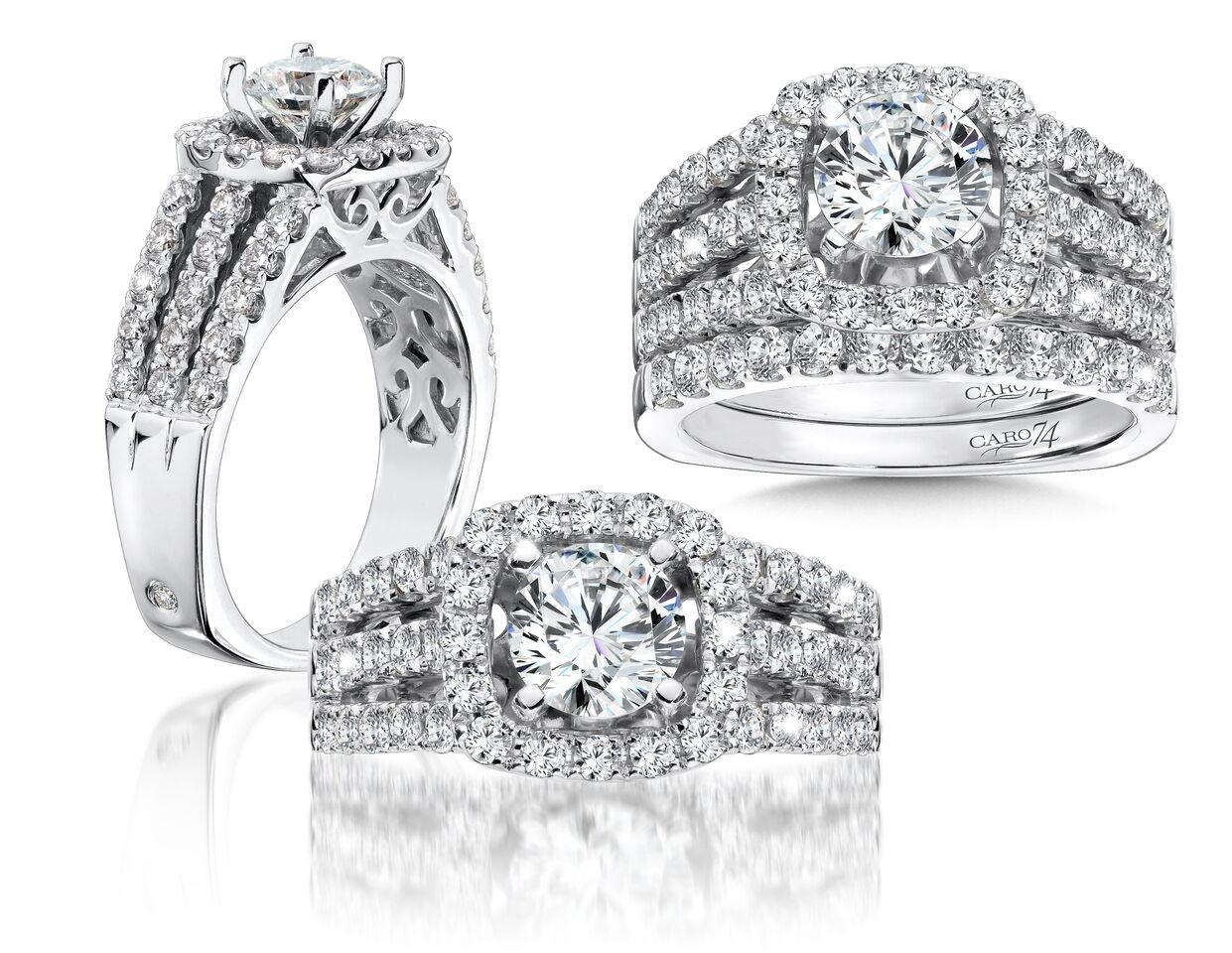 Custom Diamond Rings Dallas 5