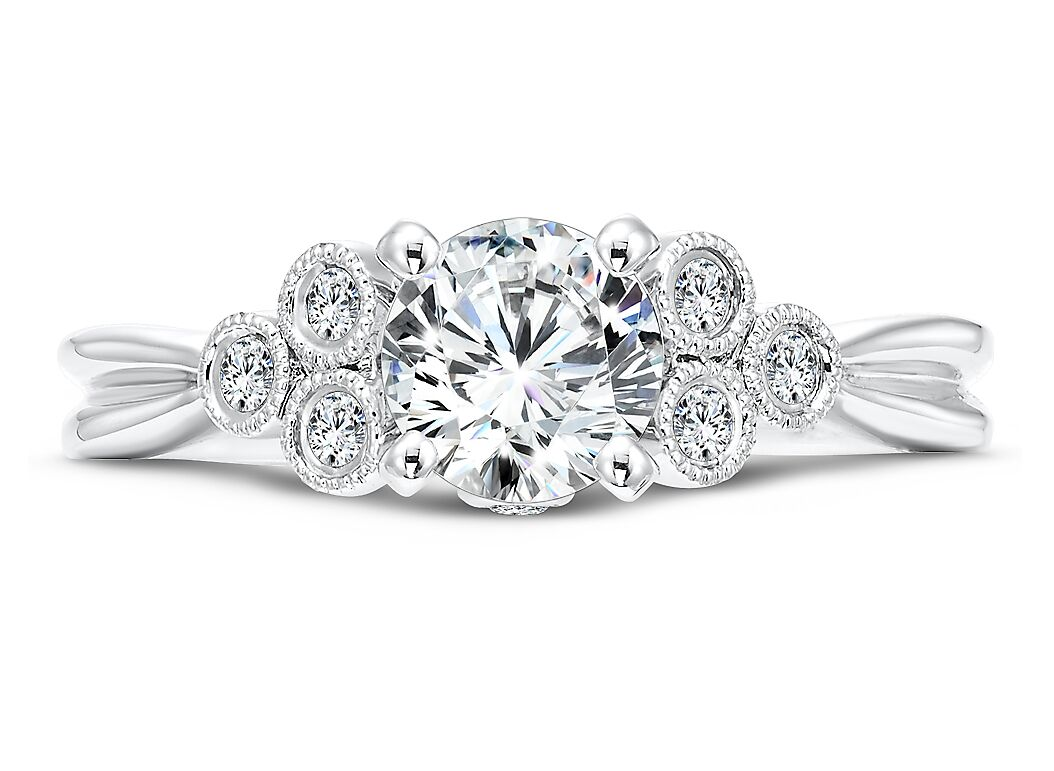 Custom Diamond Rings Dallas Texas - Custom Diamond Ring 3