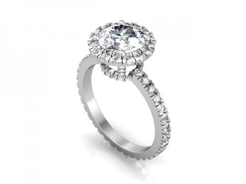 Custom Diamond Rings Grand Prairie