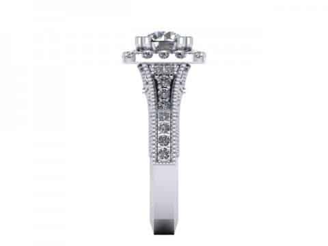 Custom Diamond Rings in Abbott Texas - Wholesale Engagement Rings - Abbott Texas 3