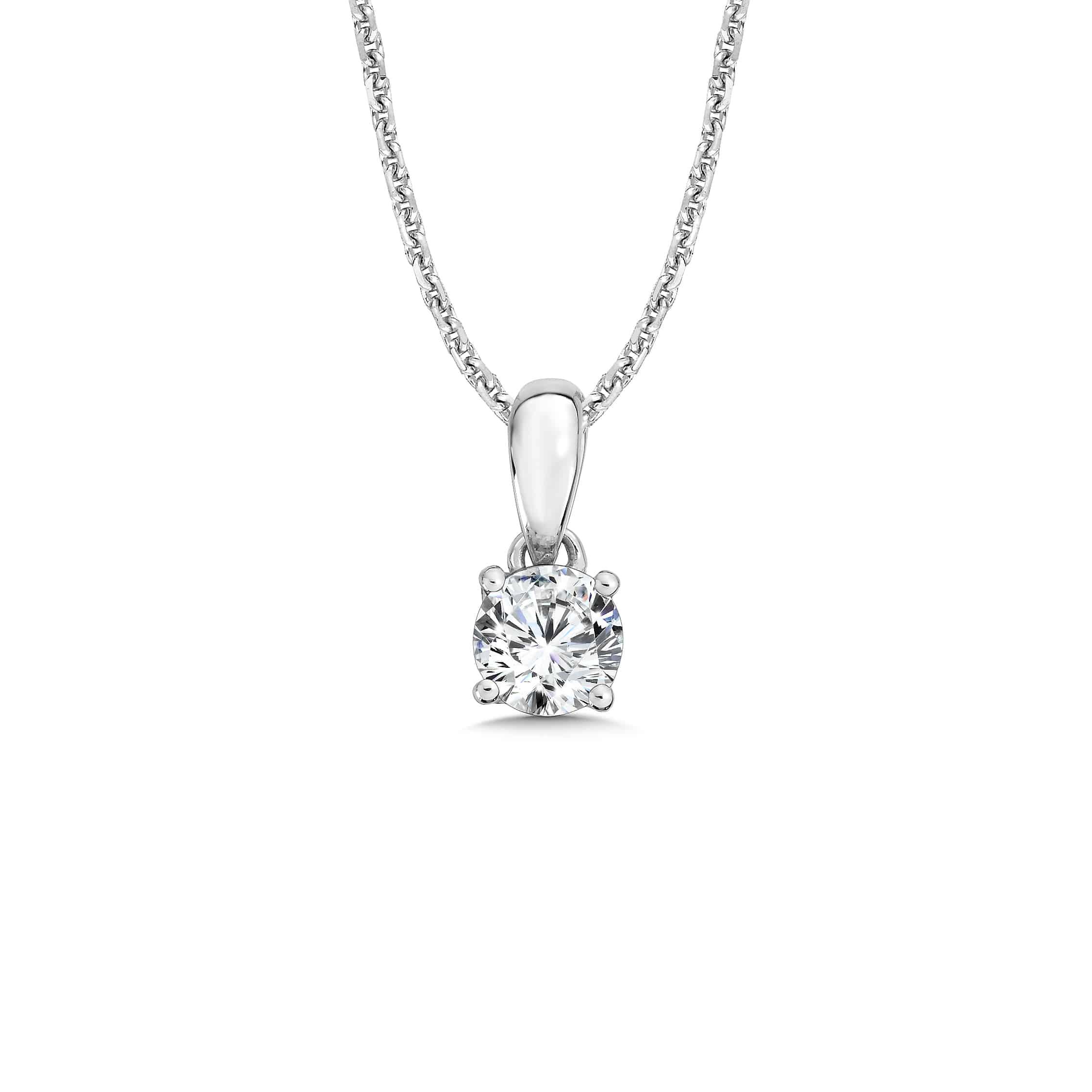 Custom Diamond necklace dallas 1 (1)