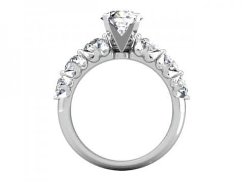 Custom Engagement Ring Amarillo 3