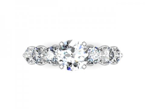 Custom Engagement Ring Amarillo 4