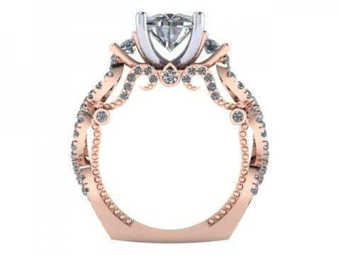 Custom Engagement Rings 2