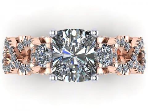 Custom Engagement Rings 3