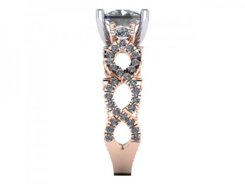Custom Engagement Rings 4