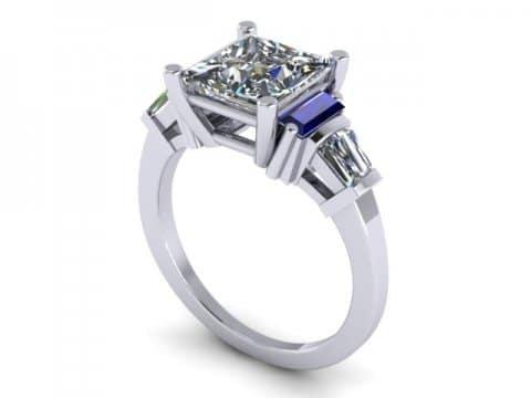 Custom Engagement Rings Abilene Texas 1, Shira Diamonds
