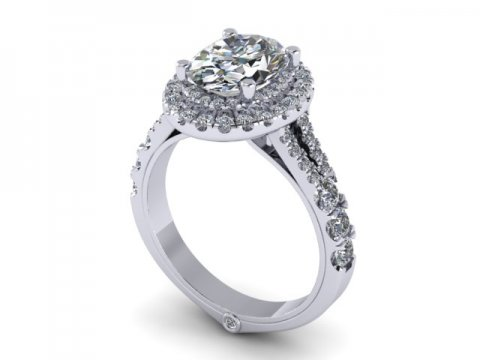 Custom Engagement Rings Dallas 1 1 2, Shira Diamonds