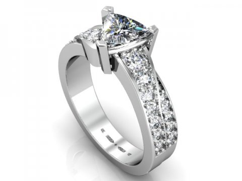 Custom Engagement Rings Dallas 1 4, Shira Diamonds
