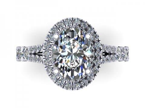 Custom Engagement Rings Dallas 2 1 2, Shira Diamonds