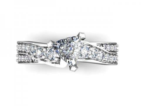 Custom Engagement Rings Dallas 4 3, Shira Diamonds