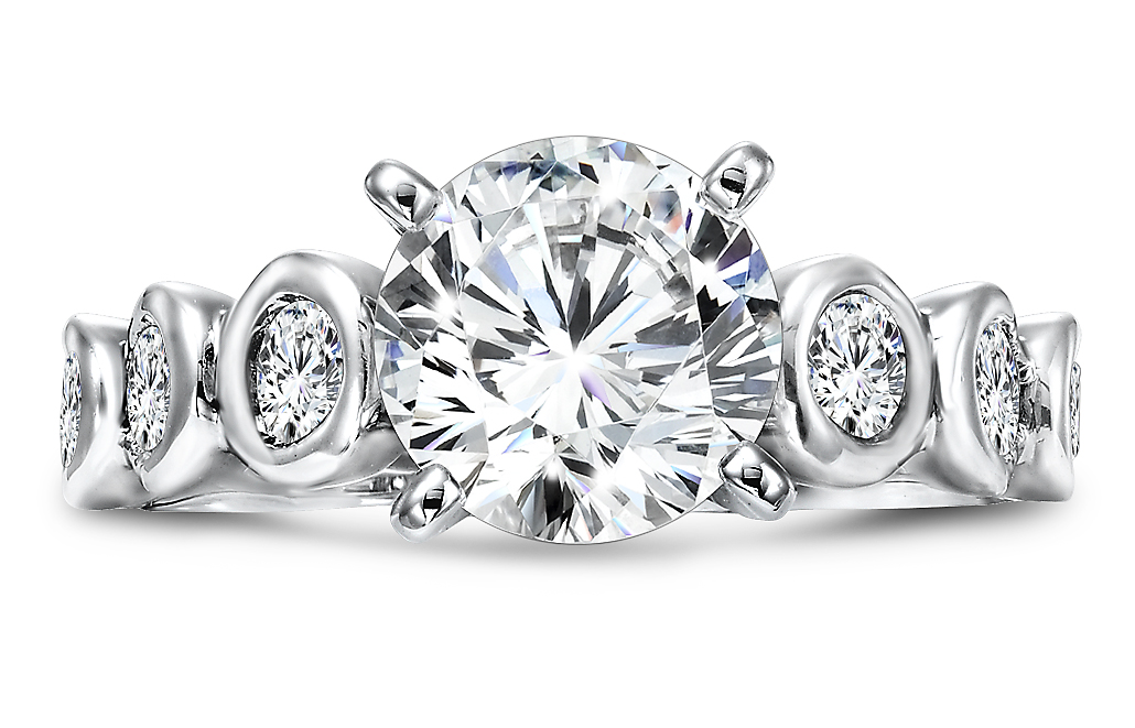 Custom Engagement Rings Dallas 5, Shira Diamonds