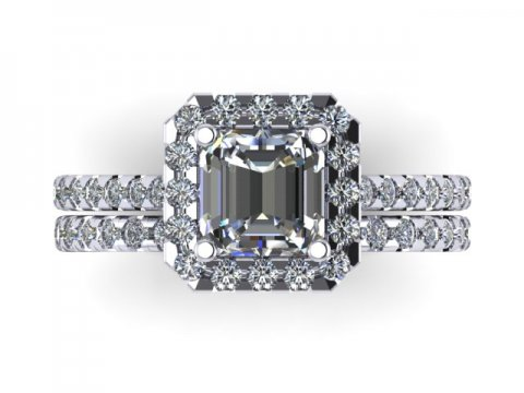 Custom Engagement Rings Dallas Texas 2 2 1, Shira Diamonds