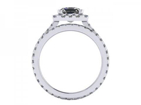 Custom Engagement Rings Dallas Texas 4