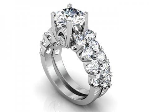 Custom Engagement Rings in Abilene Texas 1