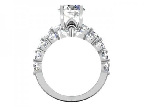 Custom Engagement Rings In Abilene Texas 3, Shira Diamonds