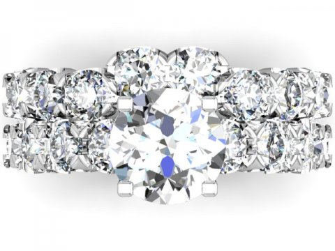 Custom Engagement Rings In Abilene Texas 4, Shira Diamonds