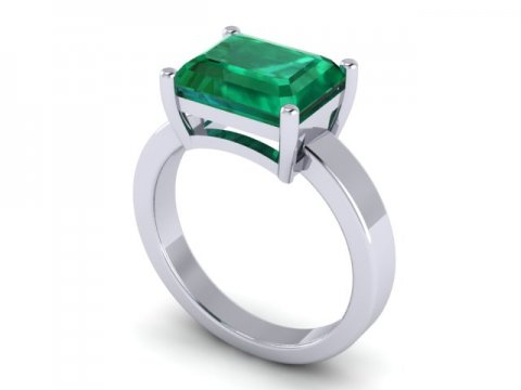 Custom Gemstone Diamond Rings In Dallas Texas 1, Shira Diamonds
