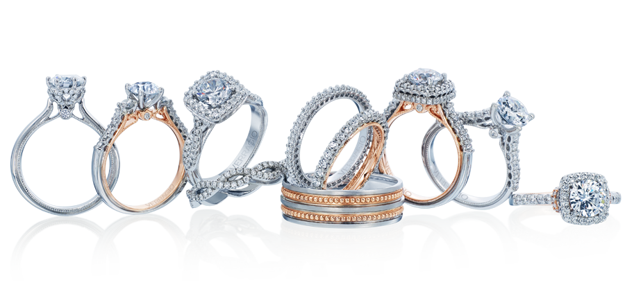 Custom Halo Engagement Rings Dallas Texas 8, Shira Diamonds