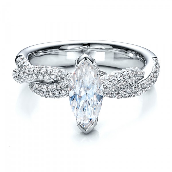 Custom Marquise Engagement Rings In Dallas Texas Wholesale Diamonds Shira Diamonds Dallas 2, Shira Diamonds