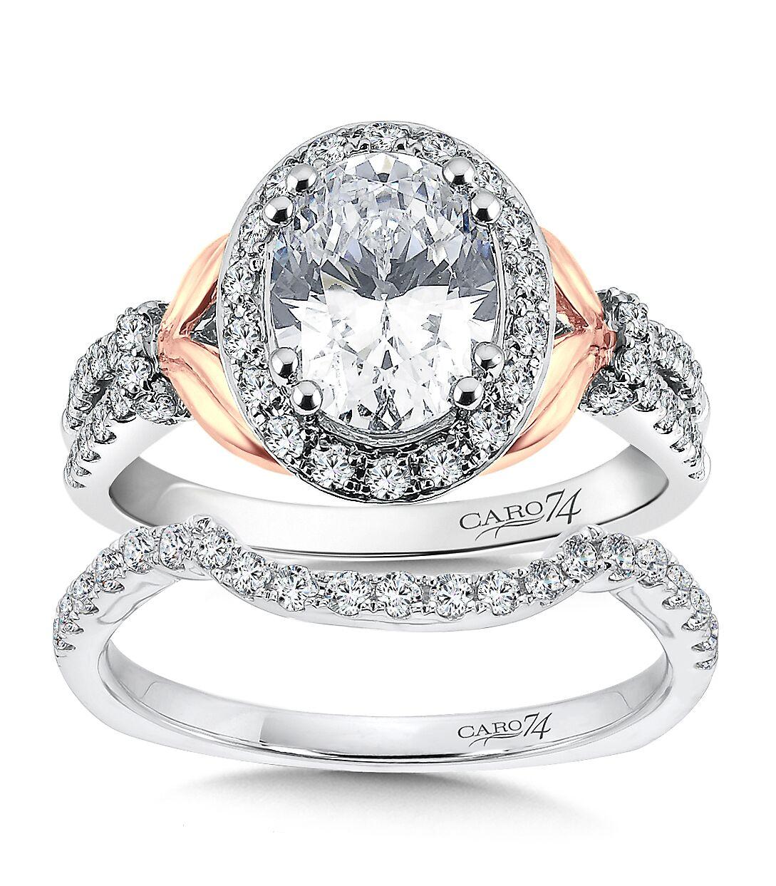 Custom Oval Diamond Ring 3