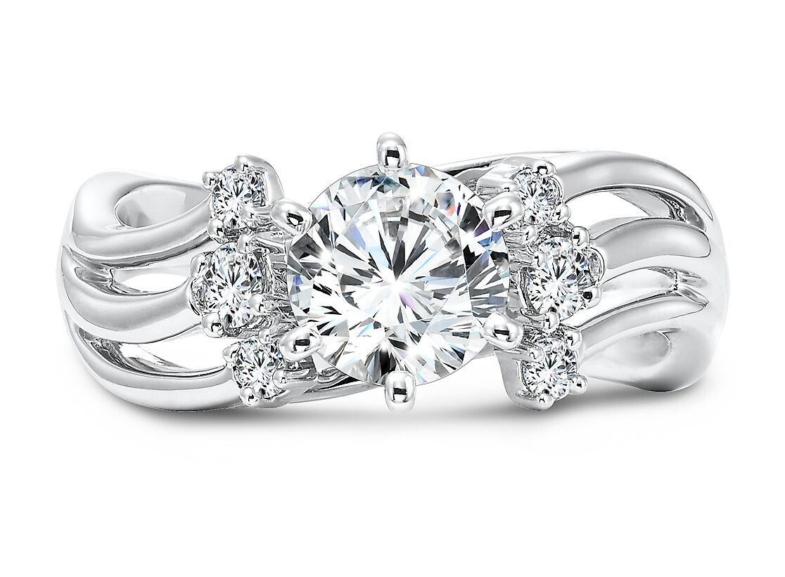 Custom Vintage Diamond Ring Dallas 4